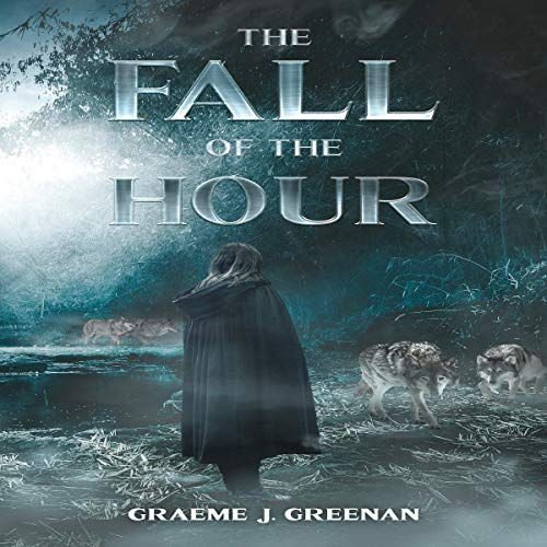 The Fall of the Hour audiobook cover art