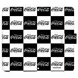 TONE m17 ケース [デザイン:K.ブロック(黒)/マグネットハンドあり] Coca-Cola コカ コーラ トーン m17 手帳型 スマホケース スマホカバー 手帳 携帯 カバー