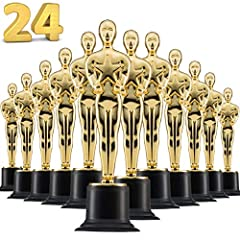 Pack Of 24 6'' inch Award Trophy's Award Trophy For Award Party and Ceremony's 2 Dozen Award Trophies. Beautifully crafted Plastic These Are great For Award Winners or Award Party's