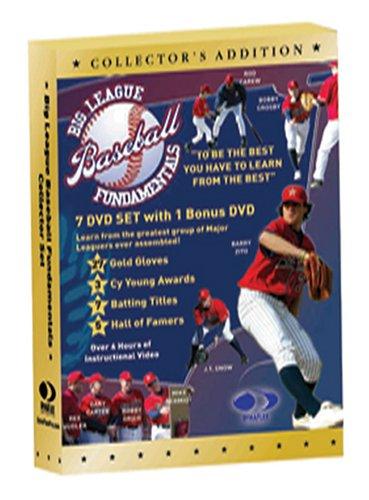 Big League Baseball Fundamentals [DVD] [Import]