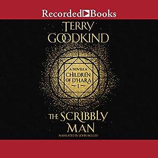 Page de couverture de The Scribbly Man