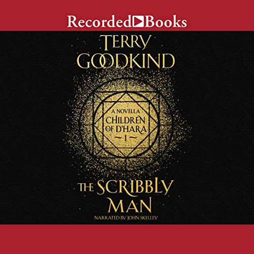The Scribbly Man  By  cover art