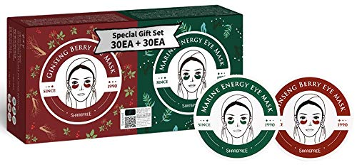 Shangpree Berry Ginseng Eye Mask