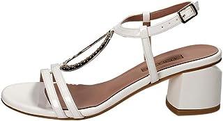 Sandali da ALBANO Amazon itsandali bianchi donna Scarpe WHeE9YDI2