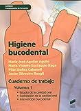 Higiene bucodental. Cuaderno de trabajo. Vol. 1: Cuaderno de trabajo. Volumen 1 (Sanidad)