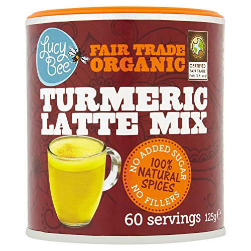 Lucy Bee Turmeric Latte Mix - 125g