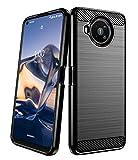 Aliruke Case for Nokia 8V 5G UW Case, Nokia 8 V 5G UW Case, Nokia 8.3 5G Case, Slim Shockproof TPU Bumper Cover Flexible Protective Phone Cases Compatible with Nokia 8 V 5G UW (Verizon), Black