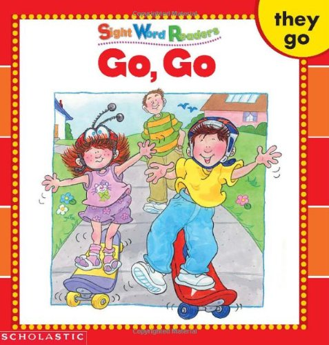 Go, Go (Sight Word Library)の詳細を見る