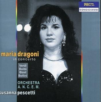 Maria Dragoni in Concerto