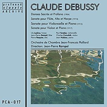 Debussy Sonatas