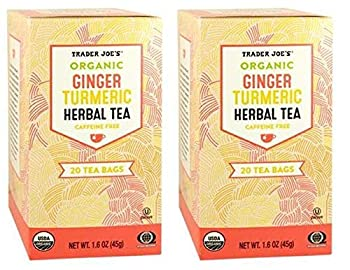 Best ginger and tumeric tea Reviews