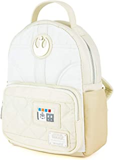 Loungefly Faux Leather Star Wars Hoth Leia Mini Backpack Standard