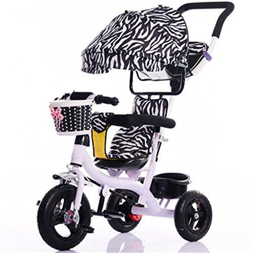 Cochecito de bebé Niños Pequeño Triciclo Interior/Al Aire Libre / 7 Meses-6...