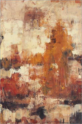 Posterlounge Cuadro de Madera 40 x 60 cm: Continuity II de Tim O'Toole/World Art Group