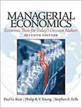 [0133020266] [9780133020267] Managerial Economics (7th Edition) - Hardcover