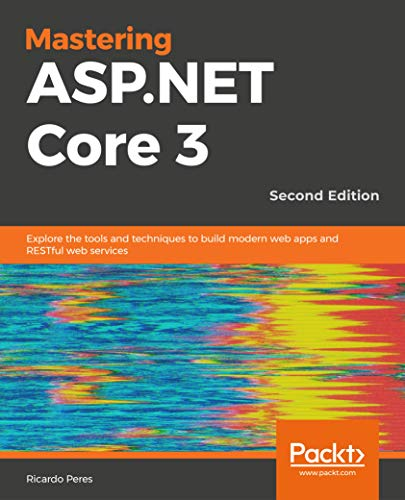 Modern Web Development with ASP.NET Core 3, 2nd Edition Front Cover
