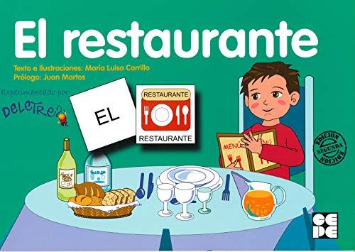 Pictogramas: El Restaurante: 9 (Pictogramas: lecturas fáciles para niños con dificultades)