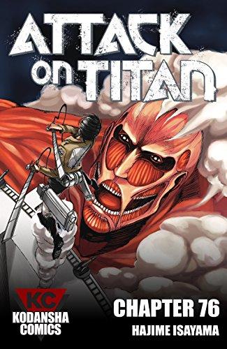 Attack on Titan #76 (English Edition)