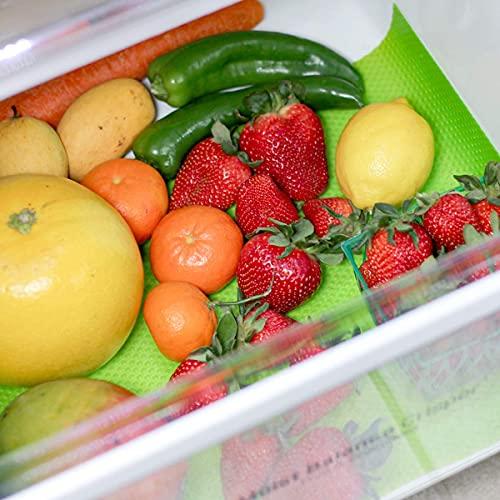 Grand Fusion Life Extending Fruit and Vegetable Crisper Drawer Liner....