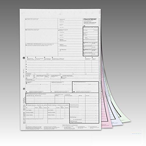 50 x KVO/CMR-Frachtbrief national und international Kombifrachtbrief Einzelsatz 10044