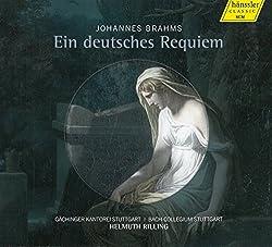 Brahms : Un Requiem Allemand. Brown, Cachemaille, Rilling