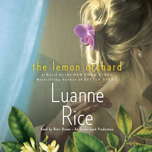 The Lemon Orchard audiobook cover art