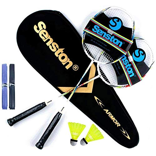 Senston Graphit Badminton Set Ca...