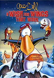 Opus n` Bill in A Wish for Wings That Work