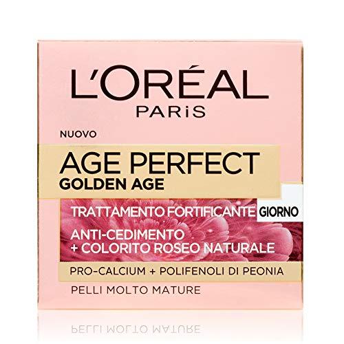 L'Oréal Paris Crema Viso Giorno Age Perfect...