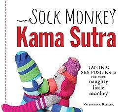 Funny Honeymoon Gift Basket Ideas - sock monkey kama sutra