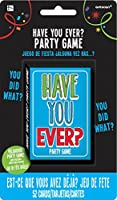 「Have You Ever?」 カードゲーム、パーティーの記念品。