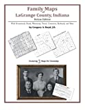 Family Maps of LaGrange County, Indiana