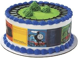 Thomas the Train Edible Cake Border Decoration
