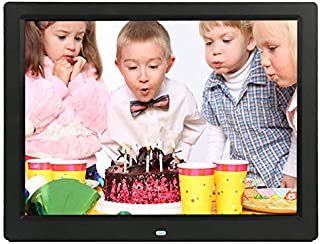 Lihuoxiu Consumer Electronics HSD1707 17 inch LED 1440X900 High Resolution Display Digital Photo Frame with Holder and Remote Control Support SD//MMC//MS Card//USB Port