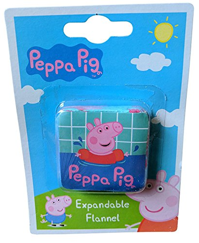 Peppa Pig extensible Flanelle
