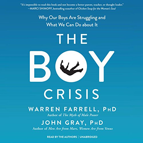 Page de couverture de The Boy Crisis