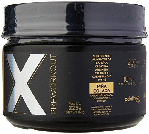 X Pre-Workout (225G) - Sabor Pina Colada, Atlhetica Nutrition