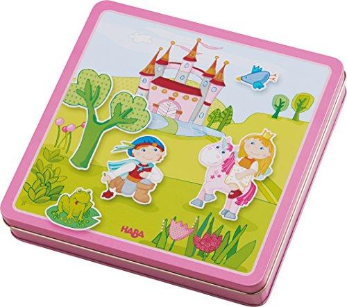 HABA 301950 Magnetspiel-Box Feengarten
