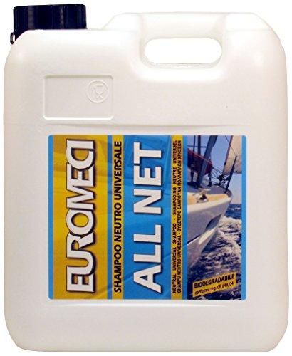 EUROMECI All Net - Champú Neutro para embarcaciones (5000 ml)