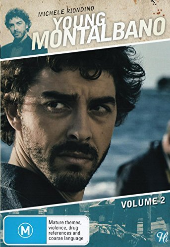 The Young Montalbano (Volume 2) - 3-DVD Set ( Il giovane Montalbano ) ( The Young Montalbano - Volume Two )