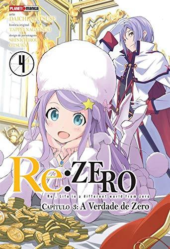 Re.zero Capítulo 3. A Verdade De Zero Volume 4