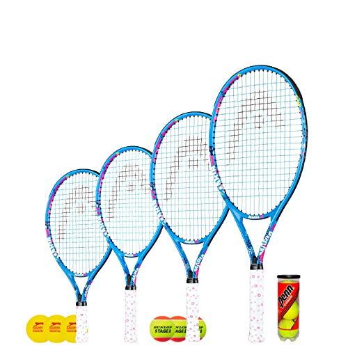 Head Maria Junior - Raqueta de tenis (48,2 cm, 53,3 cm, 63,5...