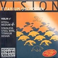 CUERDA VIOLIN - Thomastik (Vision Titanium Orchestra/Vit01o) (Acero Titanium) 1ェ Medium Violin 4/4