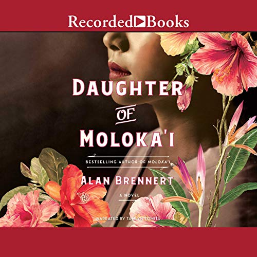 Daughter of Moloka'i audiobook cover art