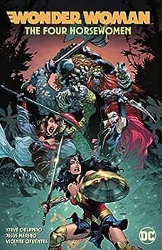 Wonder Woman  2016-  Vol 4  The Four Horsewomen