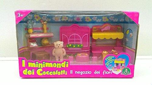 I Minimondi dei Coccolotti - Il negozio dei Giochi - Rosy