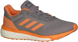 adidas Women's Response Running Shoes Grey Three/Hi Res Orange/Cloud White