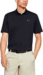 Under Armour Men's Performance Polo 2.0 Men's Polo Polo T Shirt with Short Sleeves, Short Sleeve Polo Shirt with Sun Prote...