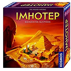 Imhotep – Baumeister Ägyptens