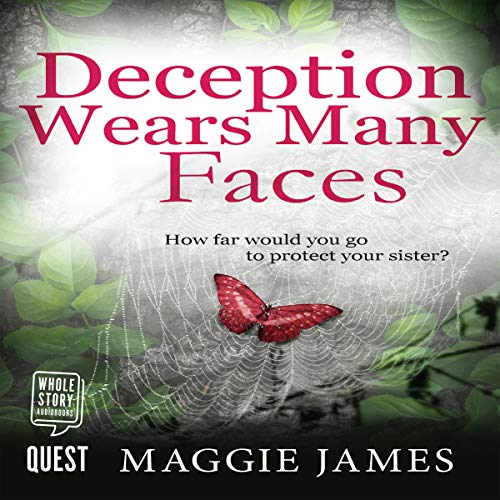 Deception Wears Many Faces cover art